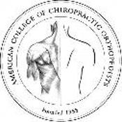 American College of Chiropractic Orthopedists logo