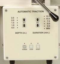Cox Table control box