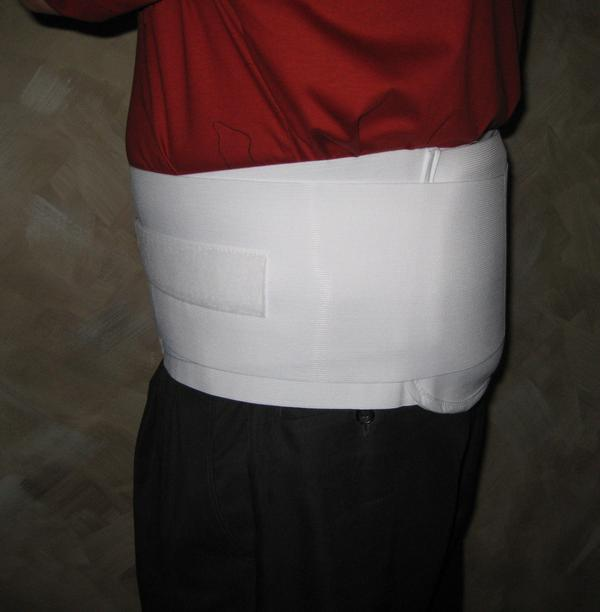 Cox low back support belt