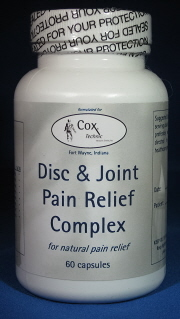 Disc and Joint Pain Relief Complex